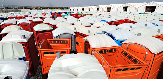 Champion Portable Toilets in Carson, CA